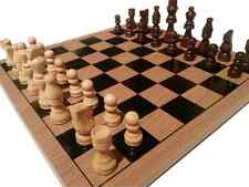 TRADITIONAL CHESS BOARD + PIECES OR BOARD & PIECES SOLD SEPARATELY CHOOSE SET