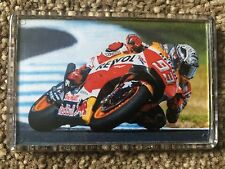 Moto GP 2017 All Riders / Bikes / Teams ~ Fridge Magnet / Mini Photo Stand
