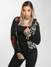 Yakuza Donne Maglieria / Hoodies con zip Allover Label Flex