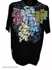 Time Is Money Grafiti Urban T Camisas,hombre camisetas,estampada Multi Camiseta