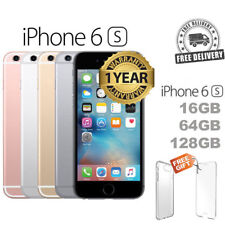 Apple iPhone 6s Plus Factory Unlocked 16GB 64GB 128GB SIM FREE 1 Year Warranty