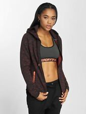 Superdry Donne Maglieria / Hoodies con zip Gym Tech Luxe