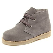 5798V scarpa bimbo NANAN scarponcino suede grey shoe boot boy kid