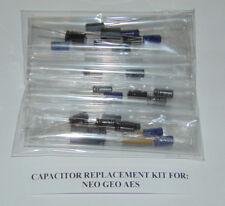 SNK Neo Geo AES Condensadores Capacitors quality kit