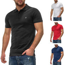 Jack & Jones Herren Poloshirt Kurzarmshirt Business Basic T-Shirt Shirt NEU