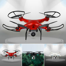 Drone With Wifi Quadcopter Camera Remote Control Airplane Helicopter Flying Toy