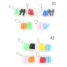 2Pair Ear Plugs Noise reducer Ear Protector Anti Noise Reducing EarProtection