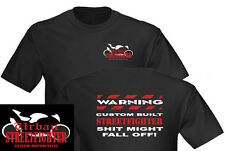 Streetfighter Tshirt / Hoodie - Warning sh*t might fall off!