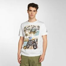 Brave Soul Uomini Maglieria / T-shirt Waves