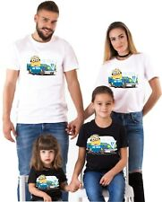 Vdub Fan Camper Van Splitty Bay Window Campervan Bus Van Tastic  Ladies T Shirt