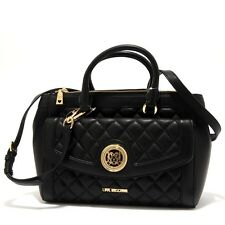 7486V borsa donna LOVE MOSCHINO ecopelle trapuntata eco leather black bag woman