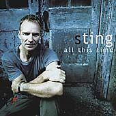 Sting - All This Time (Live Recording, 2001) CD
