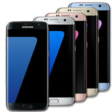 Samsung Galaxy S7 Edge G935F Unlocked Black White Gold Blue Pink Android New