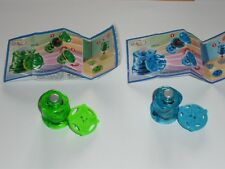 KINDER SURPRISE TOUPIES TR048 TR050 + BPZ