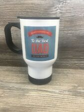Fathers Day Travel Mug what to get for the Perfect Dad - Best Dad in the World