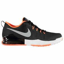 Nike Zoom Train Action Fitness Shoes Mens Black/Grey/Red Trainers Sneakers