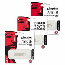 Kingston 8GB/16GB/32GB/64GB DataTraveler SE9 USB 3.0/USB 2.0 Flash Drive Stick