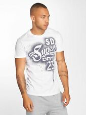 Superdry Uomini Maglieria / T-shirt Cali Tails