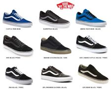 Vans Old Skool Pro Lite Canvas Shoes Sneakers Brand New Unused with Tags