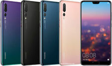 Huawei P20 Pro IP67 Water resistant Octa-core Factory Unlocked 3-camera 256GB