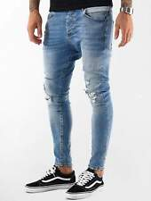 VSCT Clubwear Uomini Jeans / Antifit Thor Destroyed