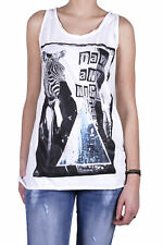 71623top donna sexy woman sexy woman donna top made in italy: senza maniche…