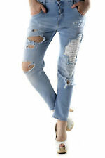 71811jeans donna sexy woman sexy woman donna jeans tasche chiusura frontale…