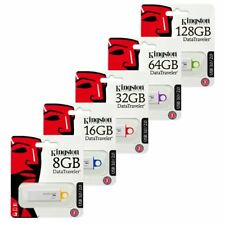 Kingston 8/16/32/64/128GB GB DataTraveler DTIG4 USB-Stick Flash Drive USB 3.0