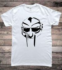 MF Doom madvillian Gladiator Maske Hip Hop T-Shirt