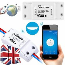 Sonoff WiFi Wireless Smart Switch Module With ABS Shell Socket For DIY Home GP