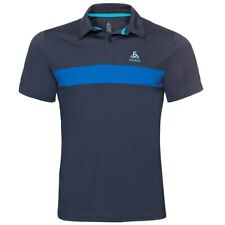 Odlo NIKKO LIGHT Poloshirt, Herren Sportshirt, Polo Shirt, navy - energy blue