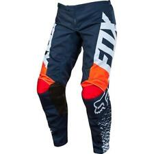 FOX WOMENS 180 PANT Motocross Damen Hose 2018 - grau orange Motocross Enduro MX