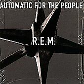 R.E.M. - Automatic for the People (1992) CD