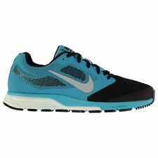 Nike Air Zoom Fly 2 Running Shoes Womens Blue/Wht/Blk Trainers Sneakers
