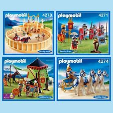* PLAYMOBIL * ROMAN ARENA 4270 4271 5837 6548 * SPARES PARTS ADDED ON REQUEST *