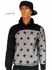 Time Is Money G Bar RAP Sudadera,Malla estampado estrellas Sudaderas hip hop