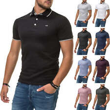 Jack & Jones Herren Poloshirt Kurzarmshirt Business Freizeit