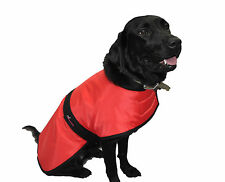 Lightweight Waterproof Dog Coat *** 1000's Sold***  9 Colours & All sizes