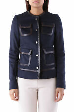 83182giacca mujer husky ; husky mujer chaquetas made in italy: cierre fron...