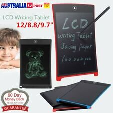 8.5/12''LCD Writing Tablet Pad for Boogie Board Jot Style eWriter Boards LOT KG