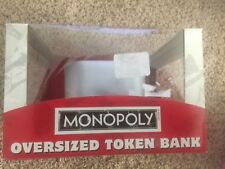 Monopoly Oversized Token Collectible Bank Hat new in box fast free shipping