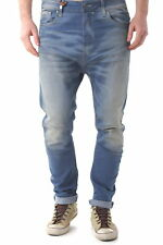 63474jeans uomo absolut joy absolut joy uomo jeans con chiusura frontale co…