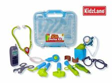 Kids Pretend Play Medical Doctor & Nurse Kit with Electronic Stethoscope Toy Set