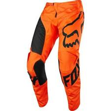 Fox 180 mastar Pantaloni Motocross 2018 - ORANGE MOTOCROSS ENDURO MX Cross