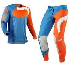 Fox Flexair hifeye JERSEY+TUBO RADIATORE 2018 - Orange Blu da motocross Enduro