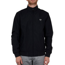X Fred Perry Brentham Jacket - Navy (Fred Perry Limited)
