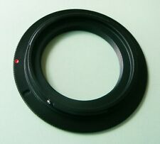 High Quality M42 or M39 lens to Canon EOS Series Camera Mount Adapter Ring, BNB
