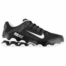 Nike Reax 8 Fitness Training Shoes Mens Black/Silver Gym Trainers Sneakers