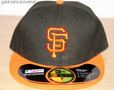 New Era San Francisco Giants Gorra visera plana, 5950 Ajustada, 59fifty borde