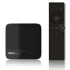 M8S PRO L Android 7.1 Amlogic S-912 Octa Core 3+32/16GB Controllo Vocale TV BOX